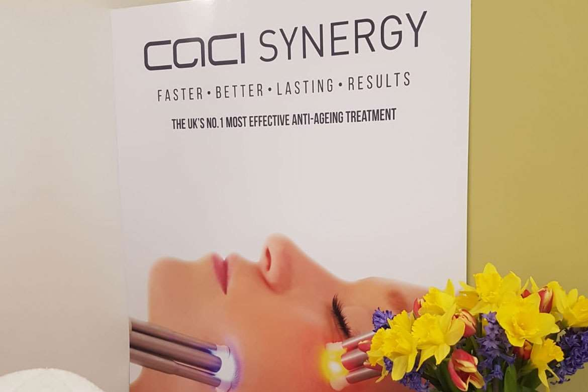 Caci Synergy system launch