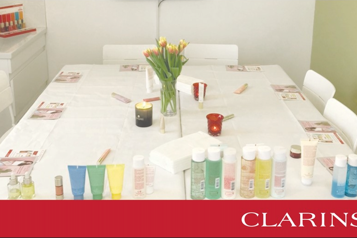 Clarins Workshops